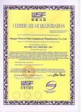 GB/T28001-2011 Certificate