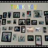 Photoes Show Wall between Customer & HUABO