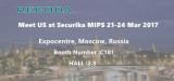 MEET RECODA at Securika MIPS 2017 In MOSCOW