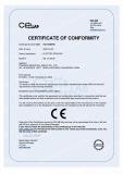 CE Certificate BS-16, BS-20