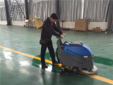 Indian client order floor scrubber a lot