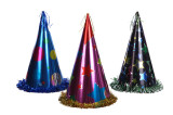 Hologram Paper Party Hat