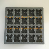 Multiple concrete spacer mold