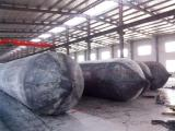 Dia 2.3 mtrs rubber airbags used for floating pontoon