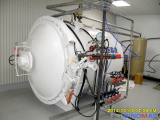 1500x1000mm Composite Autoclave to New Zealand in 2014