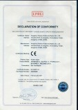 CE Certificate for Hydraulic hose