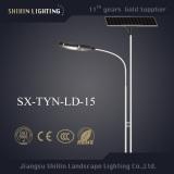 LED 60W Solar Street Light for Road Lighting