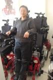 Turkey Standing Wheelchair