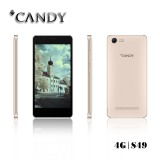 4.5 inch 4G Quad Core Smart Mobile Phone with 1600mah Battery