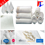 100% Cotton Bath Hand Towel , SEDEX 4P Audit China Munufacture