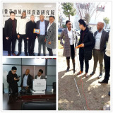 The South Africa customer of Mr.KGOSIENTSHO and Ms TEBOGO visit Puqi