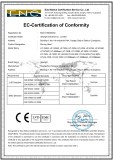 CE certificate of Moving head light