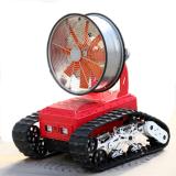 Fire smoke extractor robot RXR-YC50000D-1