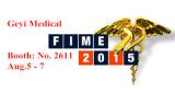 FIME(Miami). Aug. 5-7, 2015. Booth: No.2611