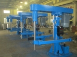 Our Dispersion Mixers Supply to Saudi Arabia User