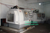 Automatic CNC Machine for spare parts processing.