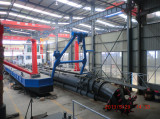 18 inch cutter suction dredger to Harbin city,China