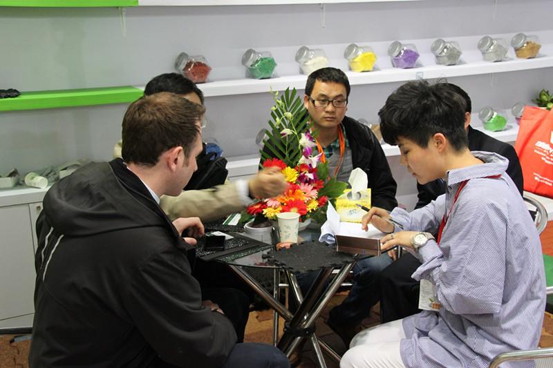 2014.3 shanghai Exhibition