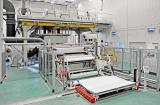 Meltblown production line