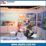 Dubai aluminum international Exhibition in 2015 April