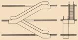 Continuous Arrangement (One-Way Traffic)