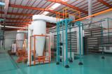 DEHOO Electrostatic Powder Coating Line Gema Switzerland