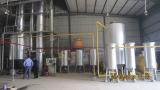 Continuous oil disitllation plant refine waste engine oil