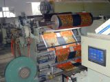 after film printed, we laminate the film together with fabric (non woven or woven)