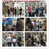 We and our customers