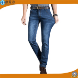 factory OEM men skinny denim pants fashion cotton jeans
