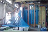 PE-Electrostatic-spraying-line
