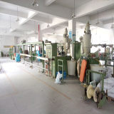 Power line production workshop spark testing