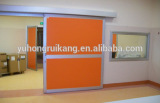 Medical doors and protective window