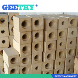 clay interloking brick