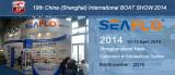 19th China (Shanghai) International BOAT SHOW 2014