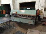 Steel sheet cutting