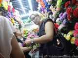 Artificial Flowers Customer