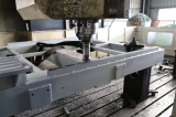 Large Scale CNC Machining Center For The Part Of Glass Straight-line Double Edger