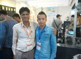 Dinggong Harness Automatic Equipments in Canton Fair