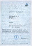 HY-Filling Company (CE Certificate and ISO9001 Certificate)