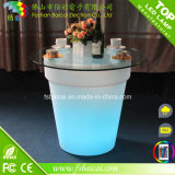 Led Table / Led Flower Pot / Flower Vase