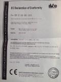Motor Explosion -proof CE certificate