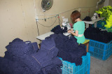 Knitted Gloves Production Line-Roll side