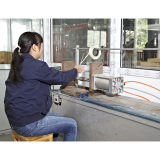 Glass Fiber wrapping for surge arrester