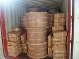 Coaxial Trunk Cable Shipped in the Container