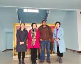 Singaporean Client Visit for Gypsum Powder &Board Production Line