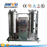 Carbonated beverage mixer