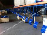 our coating line workshop