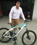 testing bike