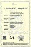 CHYI 1.3MP 960P HD-CVI Camera CE Certificate